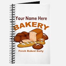 Fresh Baked Bread Journal