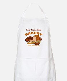Fresh Baked Bread Apron