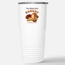 Fresh Baked Bread Travel Mug