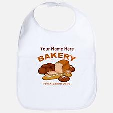Fresh Baked Bread Baby Bib