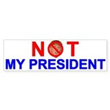 Anti trump not my president Single