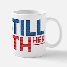 I'm Still With Her Small Small Mug