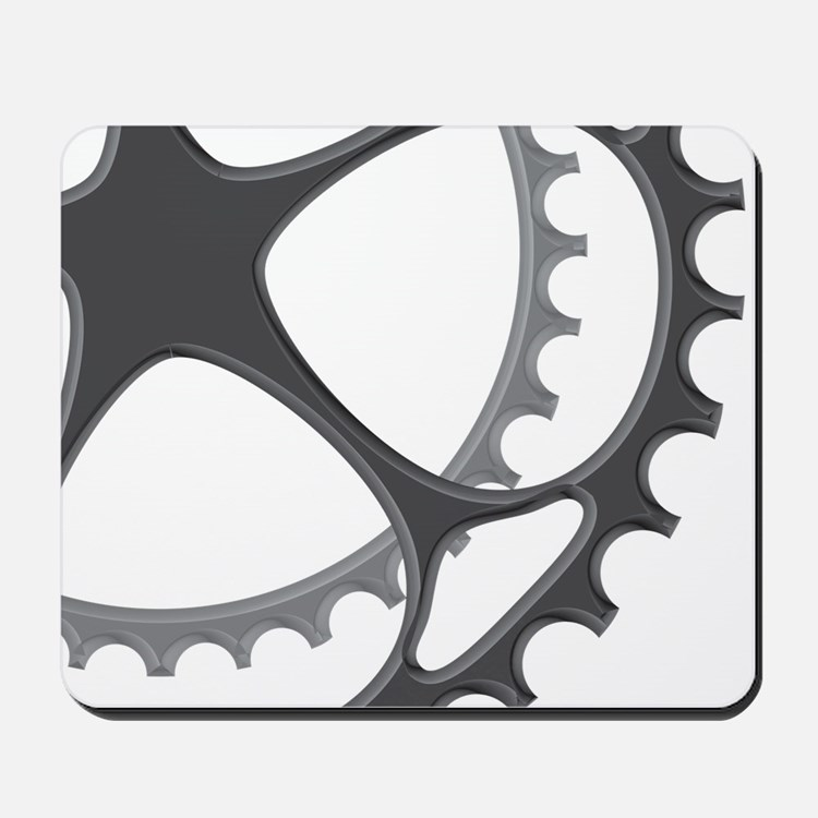 Chain Ring Mousepad