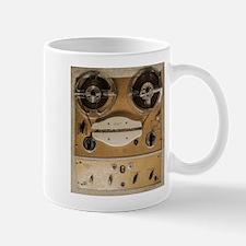 Vintage tape sound recorder reel to reel Mugs