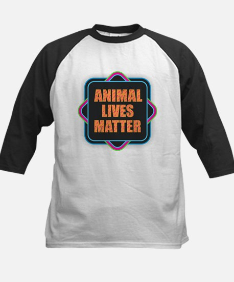 Animal Lives Matter Baseball Jersey