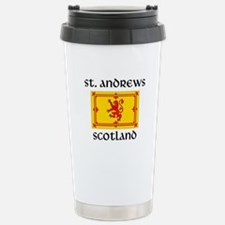 Cute St andrews Travel Mug