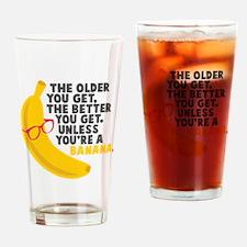 Golden Girls - Banana Drinking Glass
