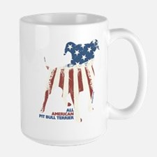 All American Silhouette 2 Mugs