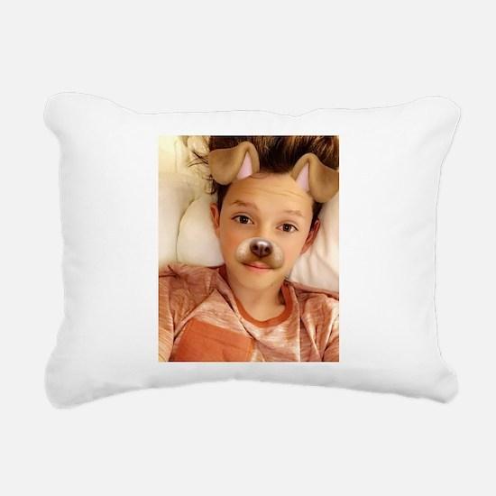 Jacob Sartorius Rectangular Canvas Pillow