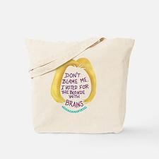 Funny Political Tote Bag