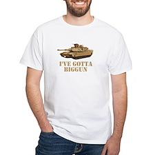 M1A2 Abrams Tank Shirt