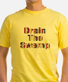 Drain The Swamp: Phase Two T-Shirt