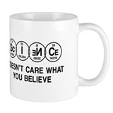 Science Small Mugs (11 oz)