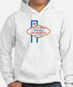 Welcome to Los Angeles.png Sweatshirt