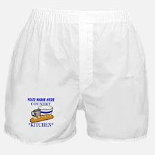 Vintage Country Kitchen Boxer Shorts