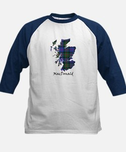 Map - MacDonald Kids Baseball Jersey