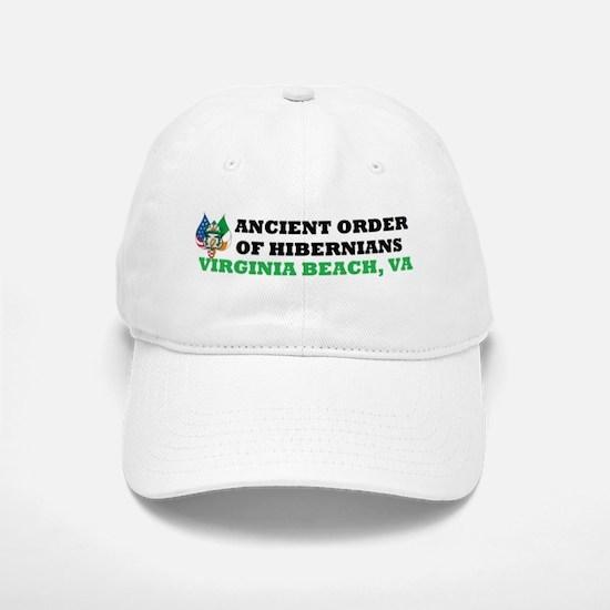 Ancient Order Of Hibernians Virginia Baseball Cap