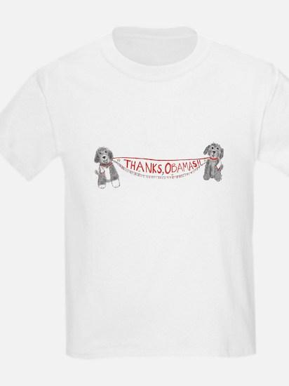 Thanks, Obamas! T-Shirt