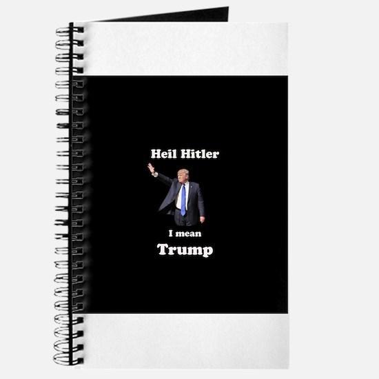 Heil Trump Journal