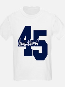 President Trump 45 - Donald Trump T-Shirt