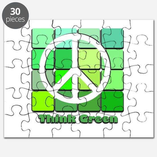 Think Green Puzzle