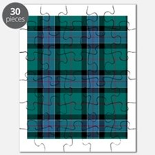 Tartan-Sinclair hunting Puzzle
