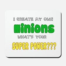 Minion Super Power Mousepad