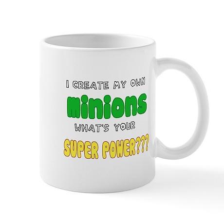Minion Super Power Mug