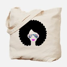 Unique African american Tote Bag