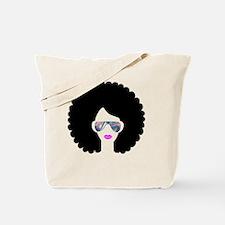 Unique Black woman Tote Bag