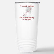 Funny 70th birthday Travel Mug