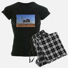 Coober Pedy town sign, Australia Pajamas