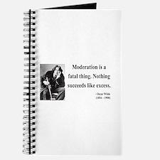 Oscar Wilde 19 Journal