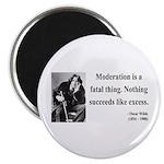 Oscar Wilde 19 Magnet