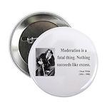 """Oscar Wilde 19 2.25"""" Button (100 pack)"""