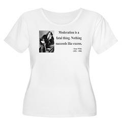Oscar Wilde 19 T-Shirt