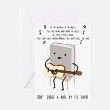 Cute Bands Greeting Card