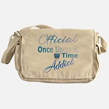 Media pop culture Messenger Bag