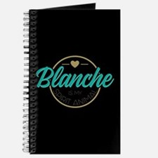 Blanche Spirit Animal Journal