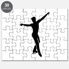 Figure skating man Puzzle