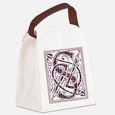 Monogram - Sinclair Canvas Lunch Bag