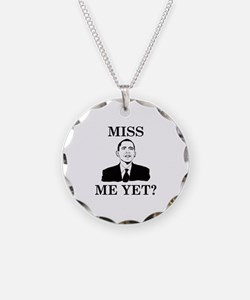 Miss Me Yet? Necklace