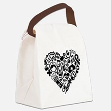 Cute Nurse funny Canvas Lunch Bag