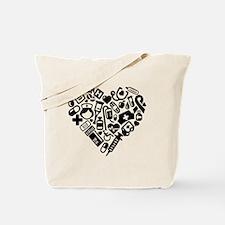 Cute Nursing Tote Bag