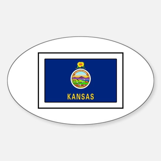 Kansas Decal