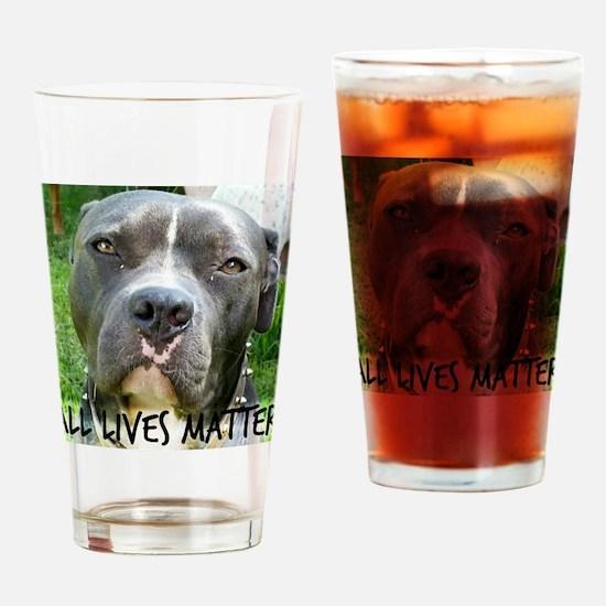 Unique Cruelty free Drinking Glass