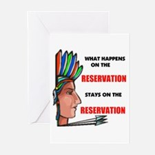 INDIAN Greeting Cards (Pk of 20)