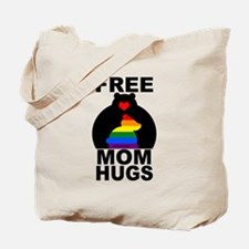 Free Mom Hugs (long) Tote Bag