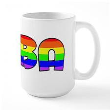 Reba Gay Pride (#004) Mug