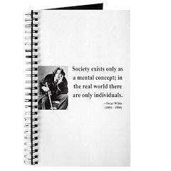 Oscar Wilde 21 Journal